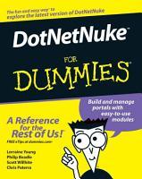 DotNetNuke For Dummies PDF