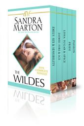 The Wildes: Five Complete Novels!