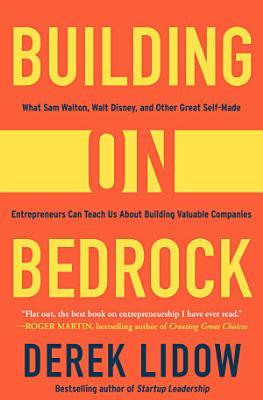 Building on Bedrock