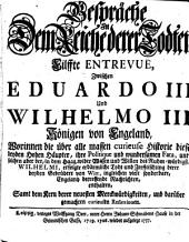 Gespräche in dem Reiche derer Todten ... zwischen Eduardo III. und dem glorieusen Wilhelmo III ...
