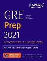 GRE Prep 2021 PDF