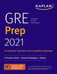 Gre Prep 2021 Book PDF