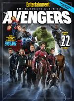 Entertainment Weekly The Ultimate Guide to the Avengers (No ?4?)