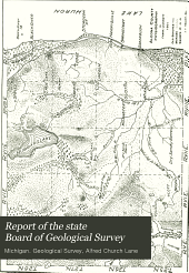 Report of the State Board of Geological Survey: Issue 3