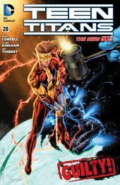 Teen Titans (2011-) #28