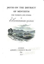 Notes on the District of Menteith: For Tourists and Others