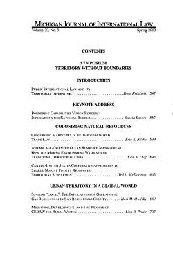 Michigan Journal of International Law PDF