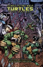 Teenage Mutant Ninja Turtles Annual 2012