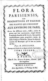 Flora Parisiensis: Volume2