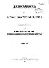 Jahrbücher für Nationalökonomie und Statistik: Band 4