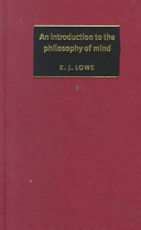 An Introduction to the Philosophy of Mind PDF