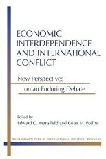 Economic Interdependence and International Conflict PDF