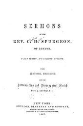 Sermons of the Rev. C. H. Spurgeon ...