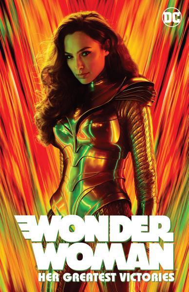 Download Wonder Woman  Her Greatest Victories Book