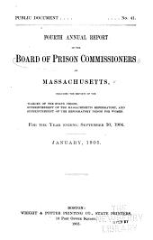 Annual Report: Volume 4