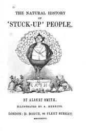 "The Natural History of ""stuck-up"" People"