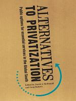 Alternatives to Privatization PDF