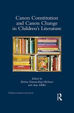 Canon Constitution and Canon Change in Children   s Literature PDF