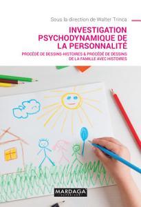 Investigation psychodynamique de la personnalit   PDF