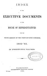 House Documents  Otherwise Publ  as Executive Documents PDF