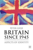 Britain Since 1945 PDF