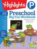 Preschool Big Fun Workbook
