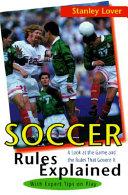 Soccer Rules Explained