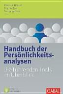 Handbuch der Pers  nlichkeitsanalysen PDF