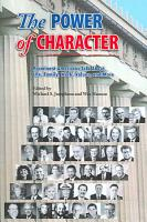 The Power of Character PDF