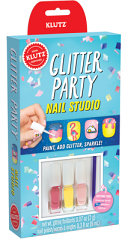 Glitter Party Nails Book