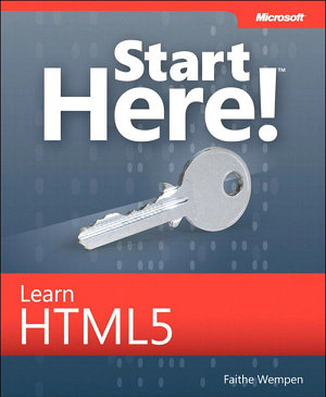 Start Here  Learn HTML5