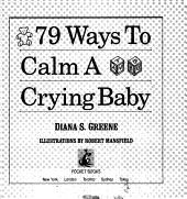 79 Ways to Calm a Crying Baby PDF