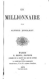 Un millionnaire