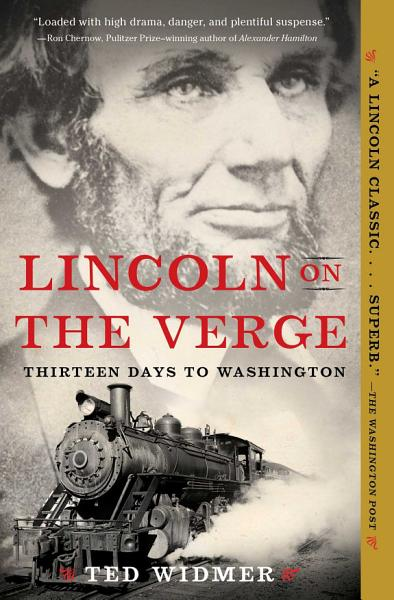 Download Lincoln on the Verge Book