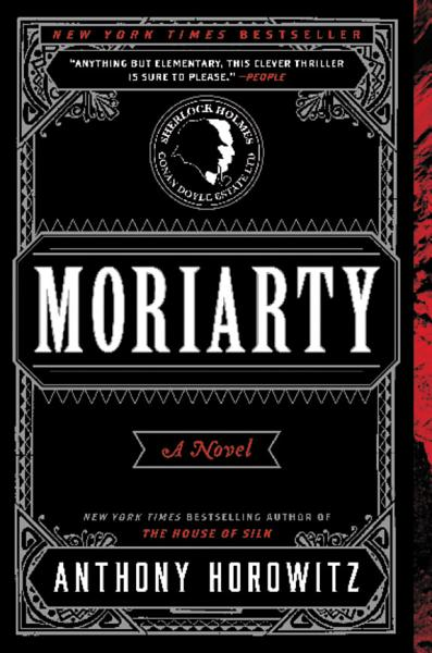 Download Moriarty Book