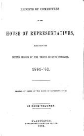 House Documents: Volume 173