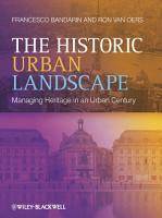 The Historic Urban Landscape PDF