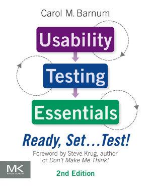Usability Testing Essentials: Ready, Set ...Test!