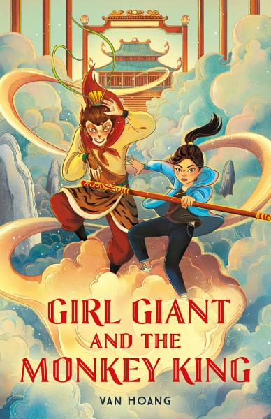 Download Girl Giant and the Monkey King Book