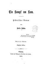Ein kampf um Rom PDF