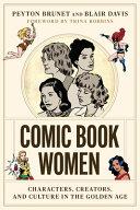 Comic Book Women PDF