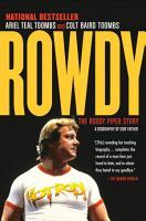 Rowdy PDF