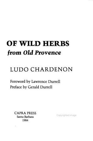In Praise of Wild Herbs PDF