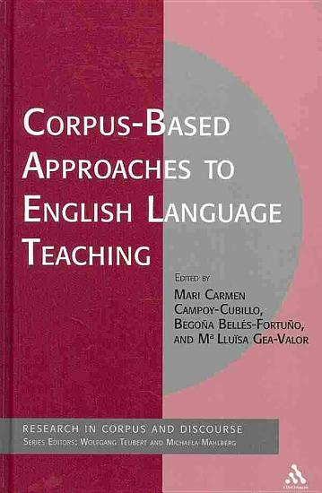 Corpus Based Approaches to English Language Teaching PDF