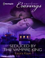 Seduced by the Vampire King  Mills   Boon Nocturne Cravings  PDF