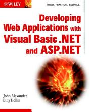 Developing Web Applications with Visual Basic NET and ASP NET PDF