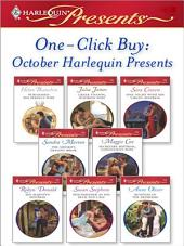 One-Click Buy: October Harlequin Presents: Purchased: His Perfect Wife\Greek Tycoon, Waitress Wife\One Night with His Virgin Mistress\The Sheikh's Defiant Bride\Secretary Mistress, Convenient Wife\His Majesty's Mistress