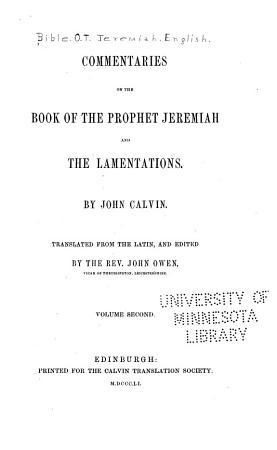 Commentaries PDF