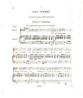 Poësies musicales: 8 chants religieux. ¬Les astres, Volume 6