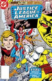 Justice League of America (1960-) #235